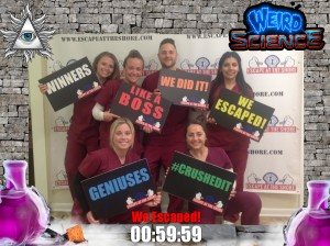 NJ Escape Rooms