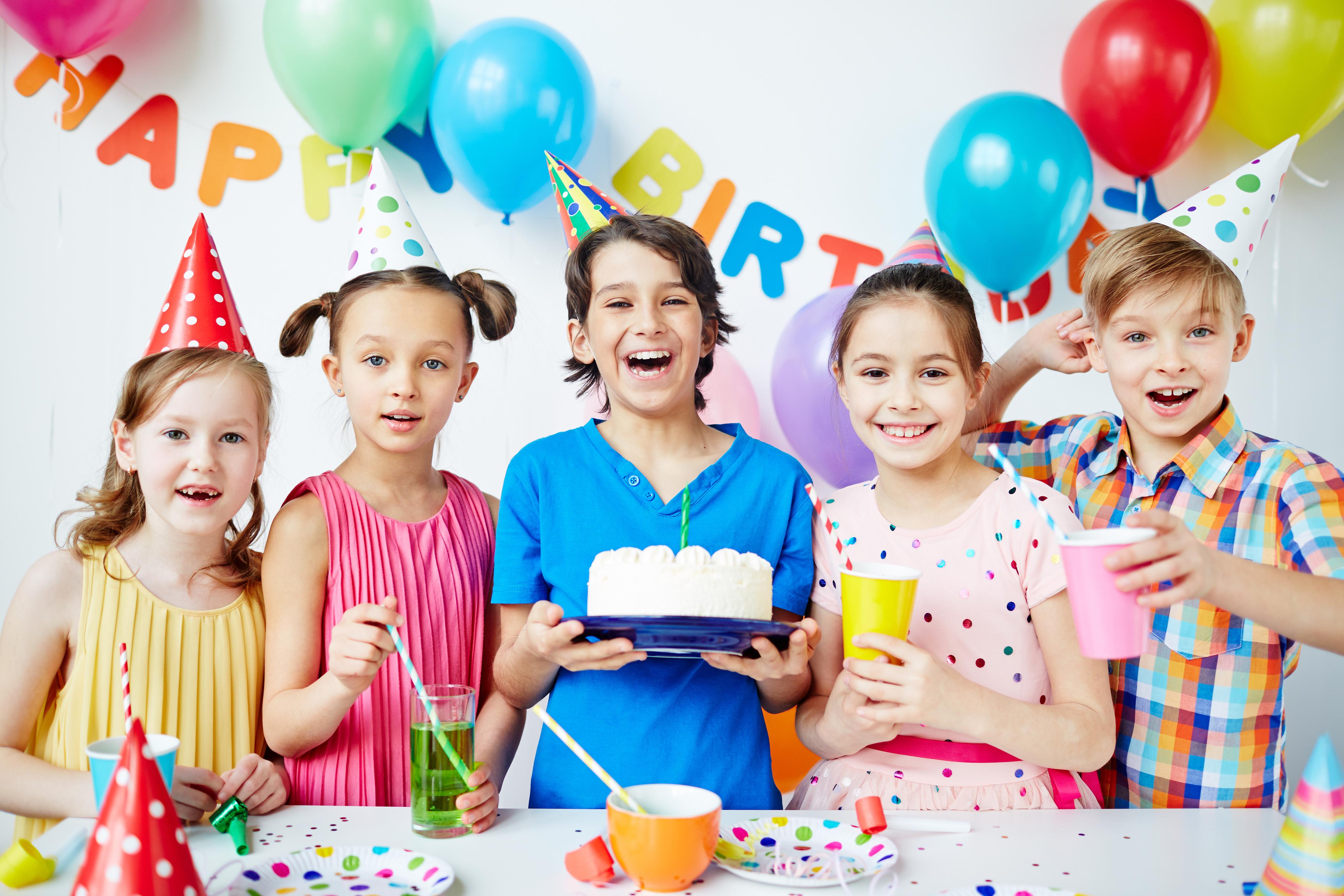 NJ Birthday Party Idea