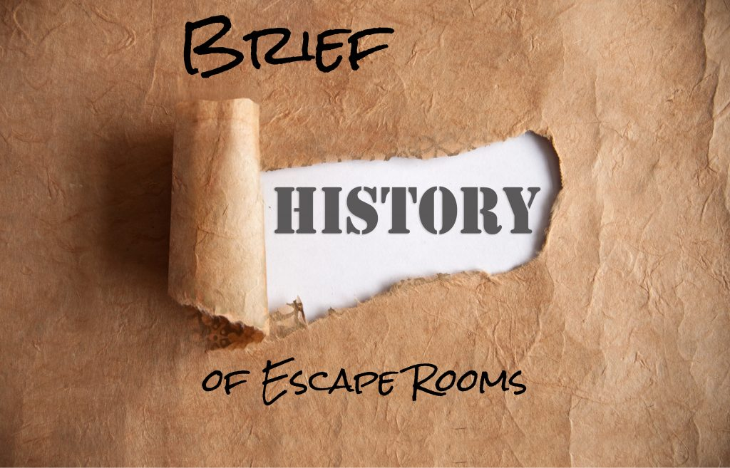 The Original Escape Rooms
